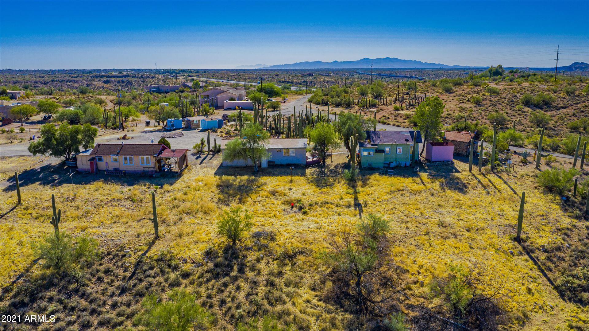 Photo of 44004 W GRAND Avenue, Morristown, AZ 85342 (MLS # 6200791)