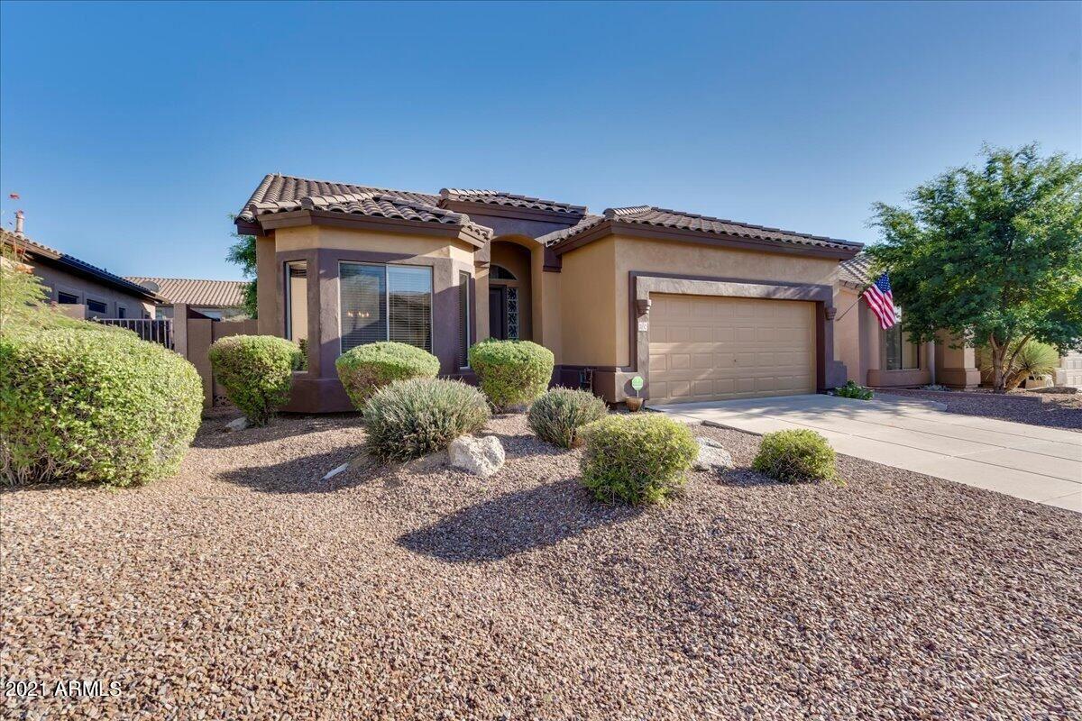 Photo of 7037 E REGINA Street, Mesa, AZ 85207 (MLS # 6307791)