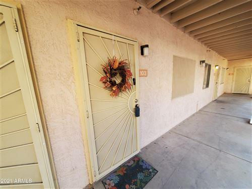 Photo of 12123 W BELL Road #103, Surprise, AZ 85378 (MLS # 6198792)