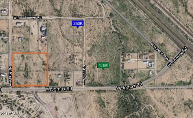 Photo of 26631 N 191ST Avenue, Wittmann, AZ 85361 (MLS # 6196793)