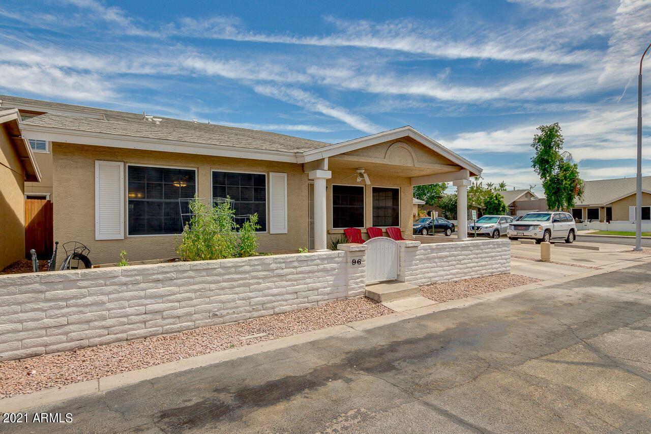 Photo of 2929 E BROADWAY Road #96, Mesa, AZ 85204 (MLS # 6246793)