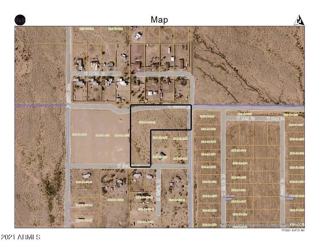 Photo of 00 N 225th Avenue, Wittmann, AZ 85361 (MLS # 6260793)