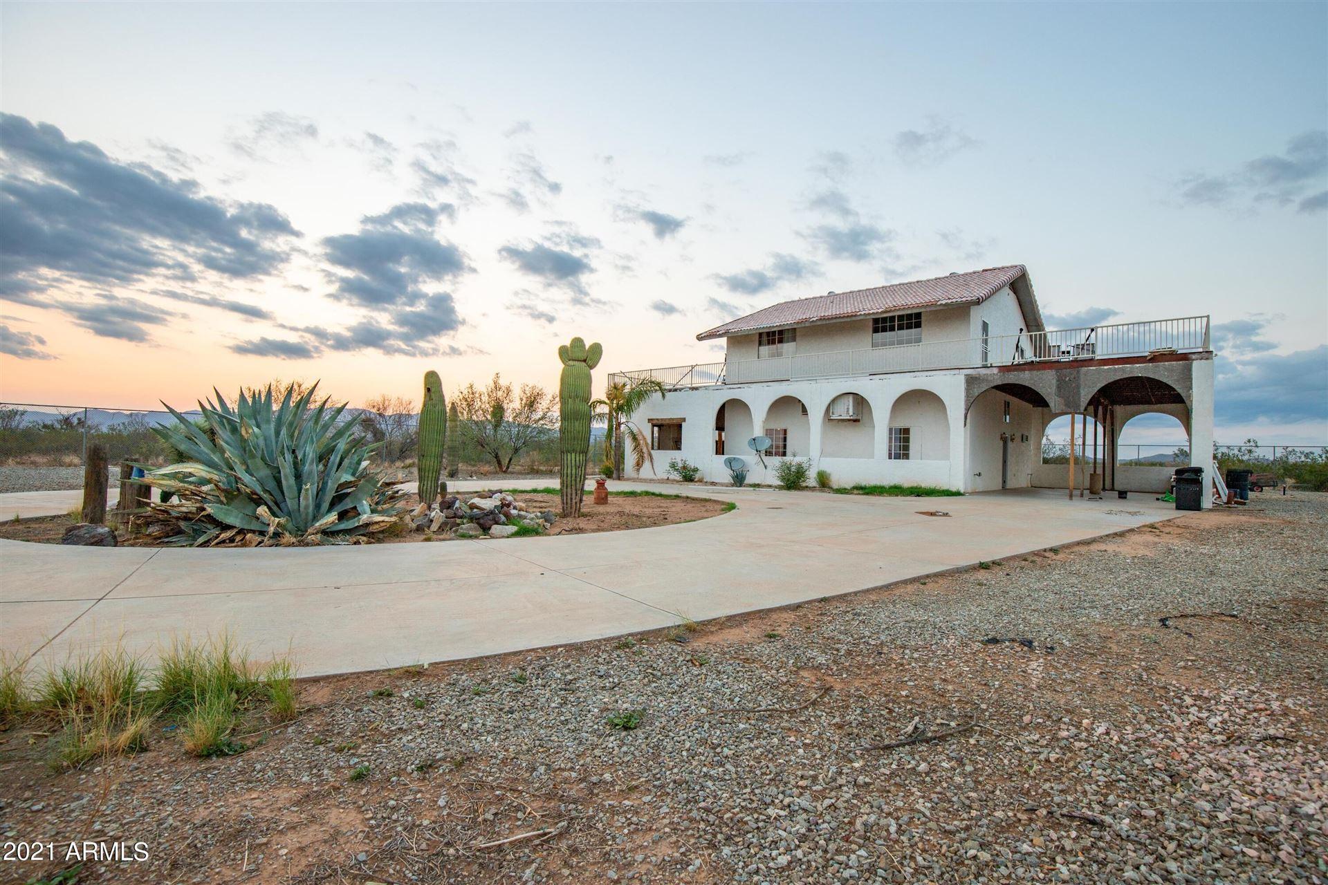 Photo of 42690 W SMITH PEAK VIEW Road, Aguila, AZ 85320 (MLS # 6281793)