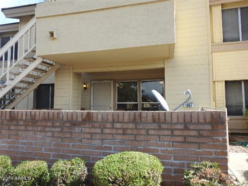 Photo of 2201 N COMANCHE Drive #1067, Chandler, AZ 85224 (MLS # 6023794)