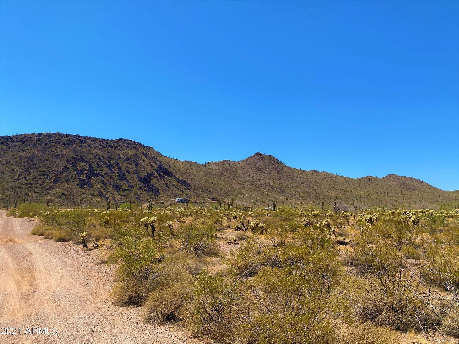 Photo of 0 N 315th Avenue, Wittmann, AZ 85361 (MLS # 6247794)
