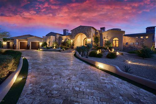 Photo of 10087 E TROON NORTH Drive, Scottsdale, AZ 85262 (MLS # 6008795)