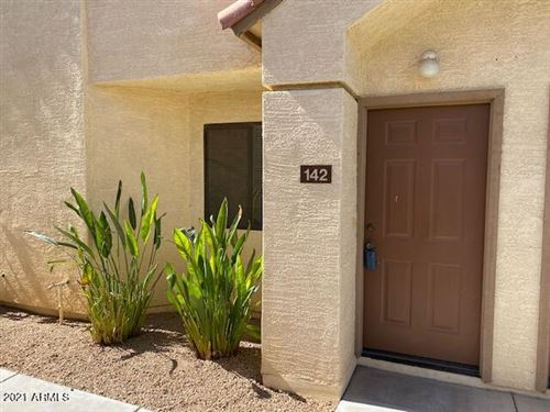 Photo of 455 S MESA Drive #142, Mesa, AZ 85210 (MLS # 6233795)