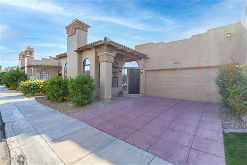 Photo of 7955 E CHAPARRAL Road #110, Scottsdale, AZ 85250 (MLS # 6234795)