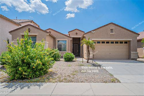 Photo of 41123 W NOVAK Lane, Maricopa, AZ 85138 (MLS # 6290795)