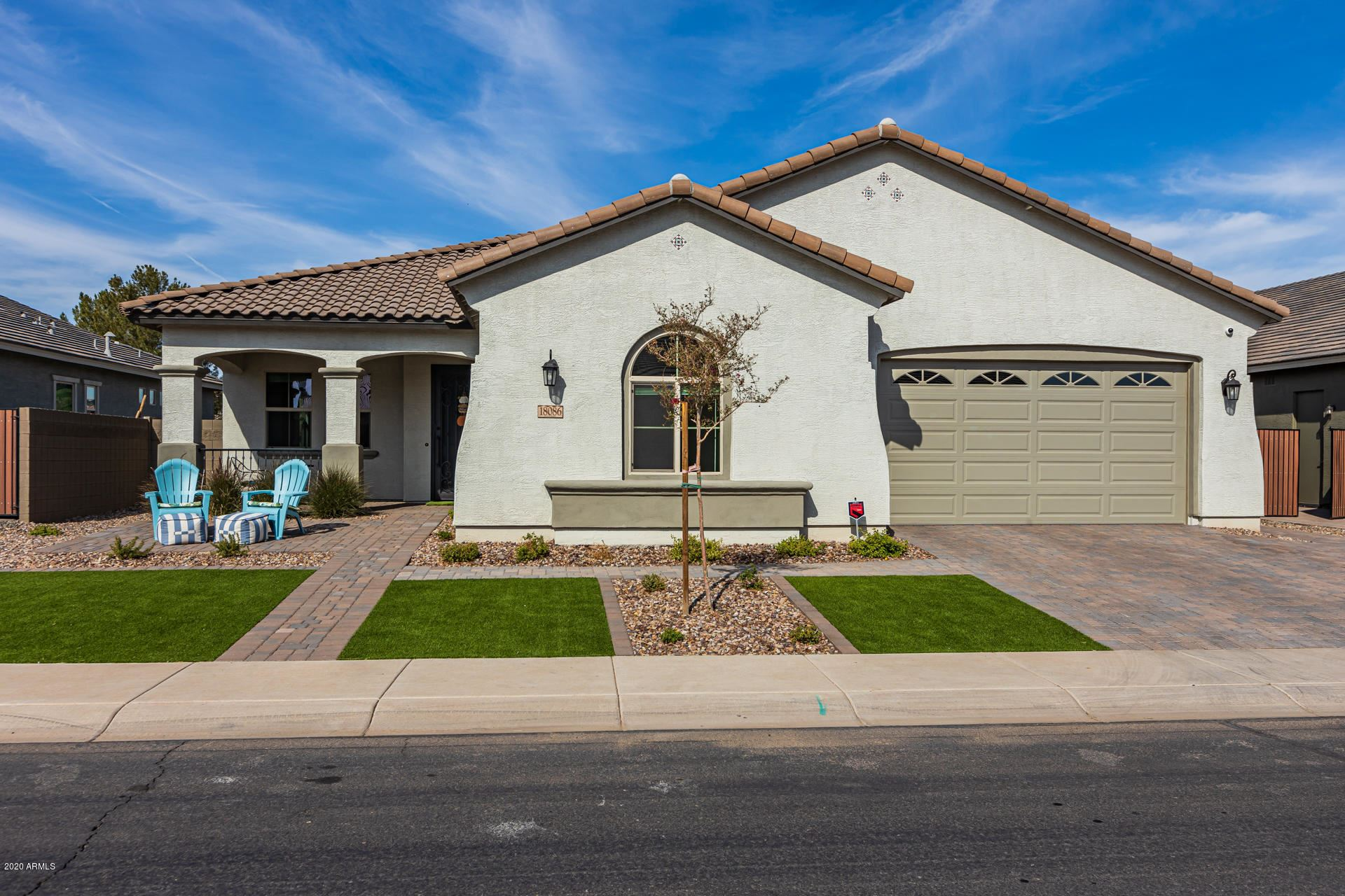Photo for 18086 N STONEGATE Road, Maricopa, AZ 85138 (MLS # 6144795)