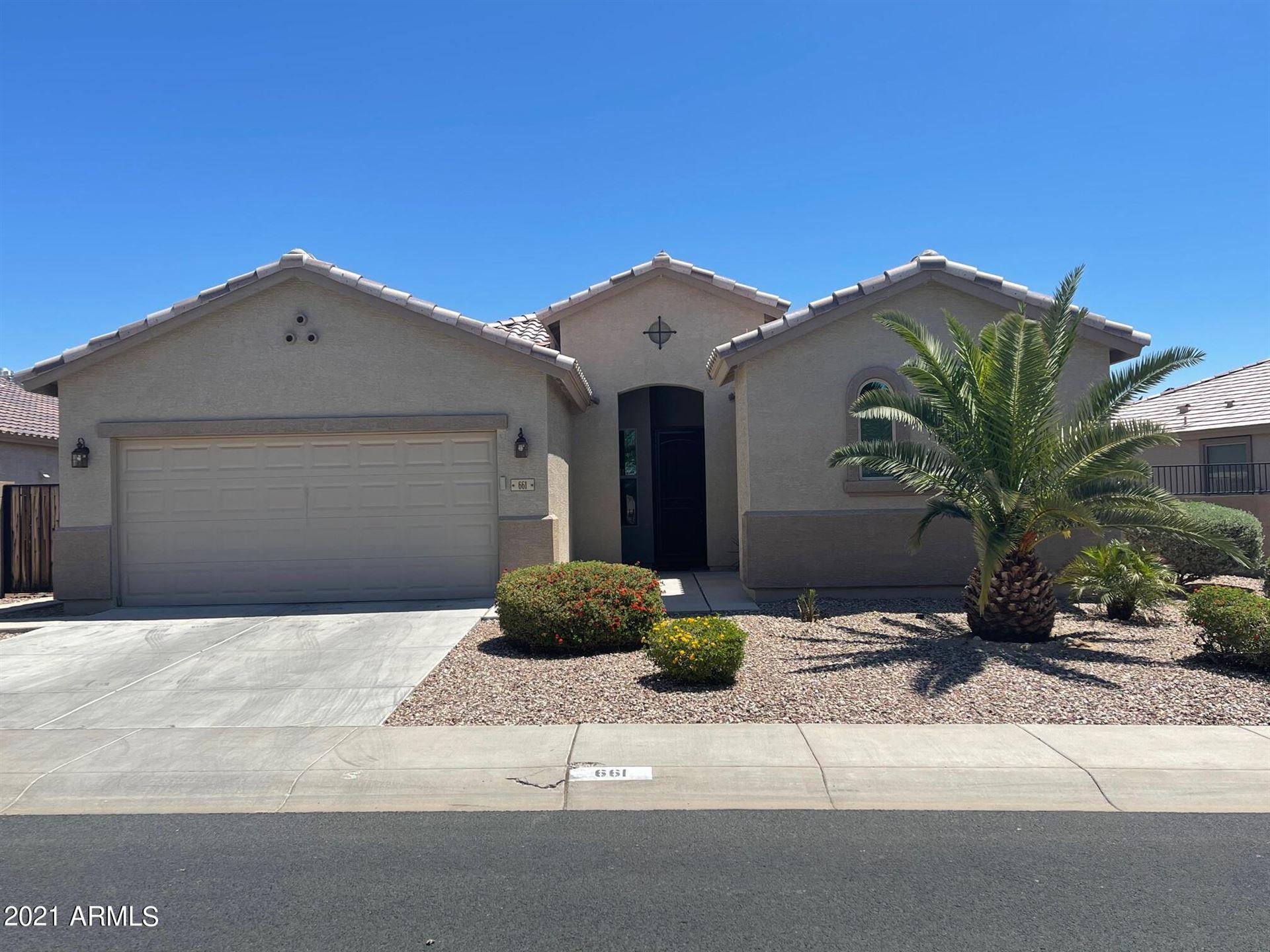 661 S 226TH Drive, Buckeye, AZ 85326 - MLS#: 6228795