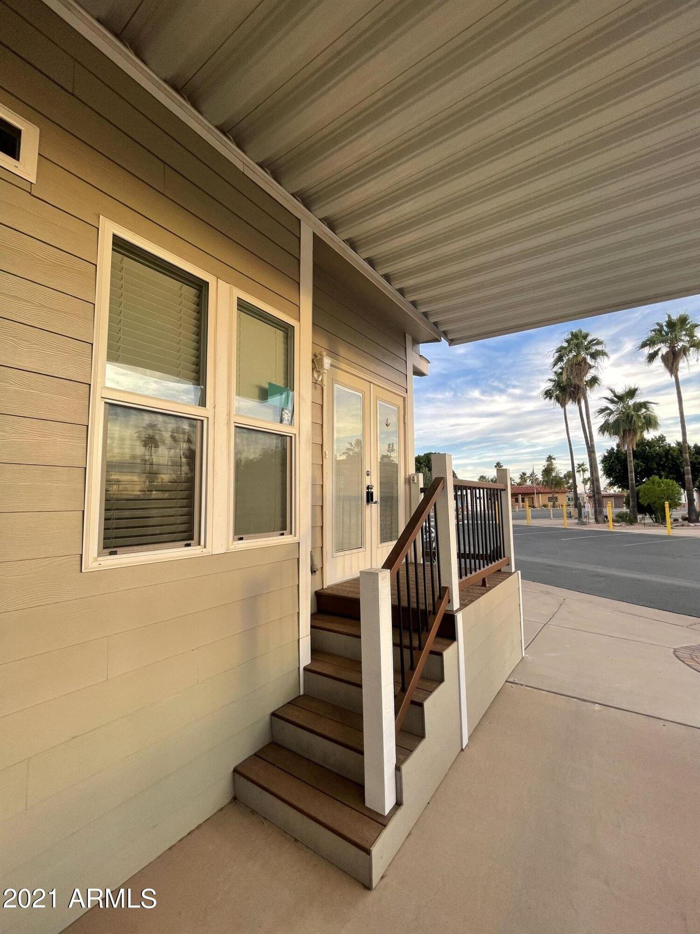Photo of 2363 S Pomo Avenue, Apache Junction, AZ 85119 (MLS # 6248795)