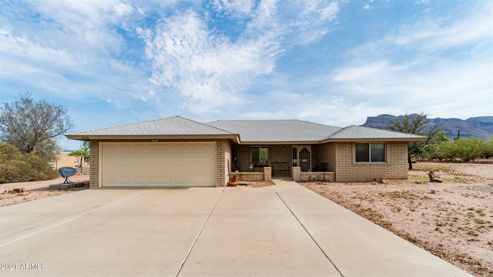 Photo of 5770 E 22nd Avenue, Apache Junction, AZ 85119 (MLS # 6267795)