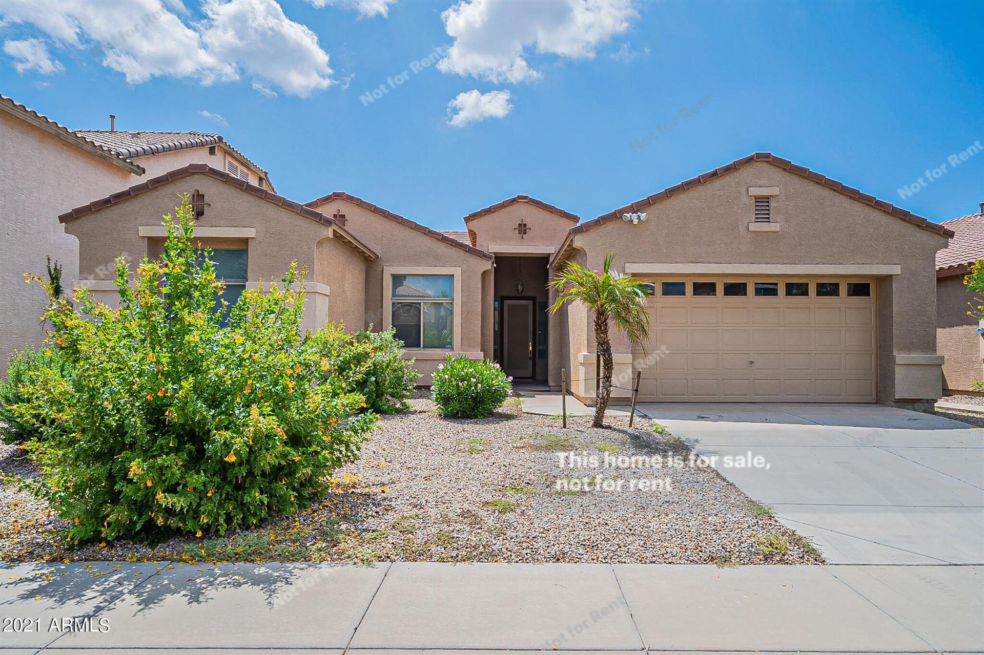 Photo for 41123 W NOVAK Lane, Maricopa, AZ 85138 (MLS # 6290795)