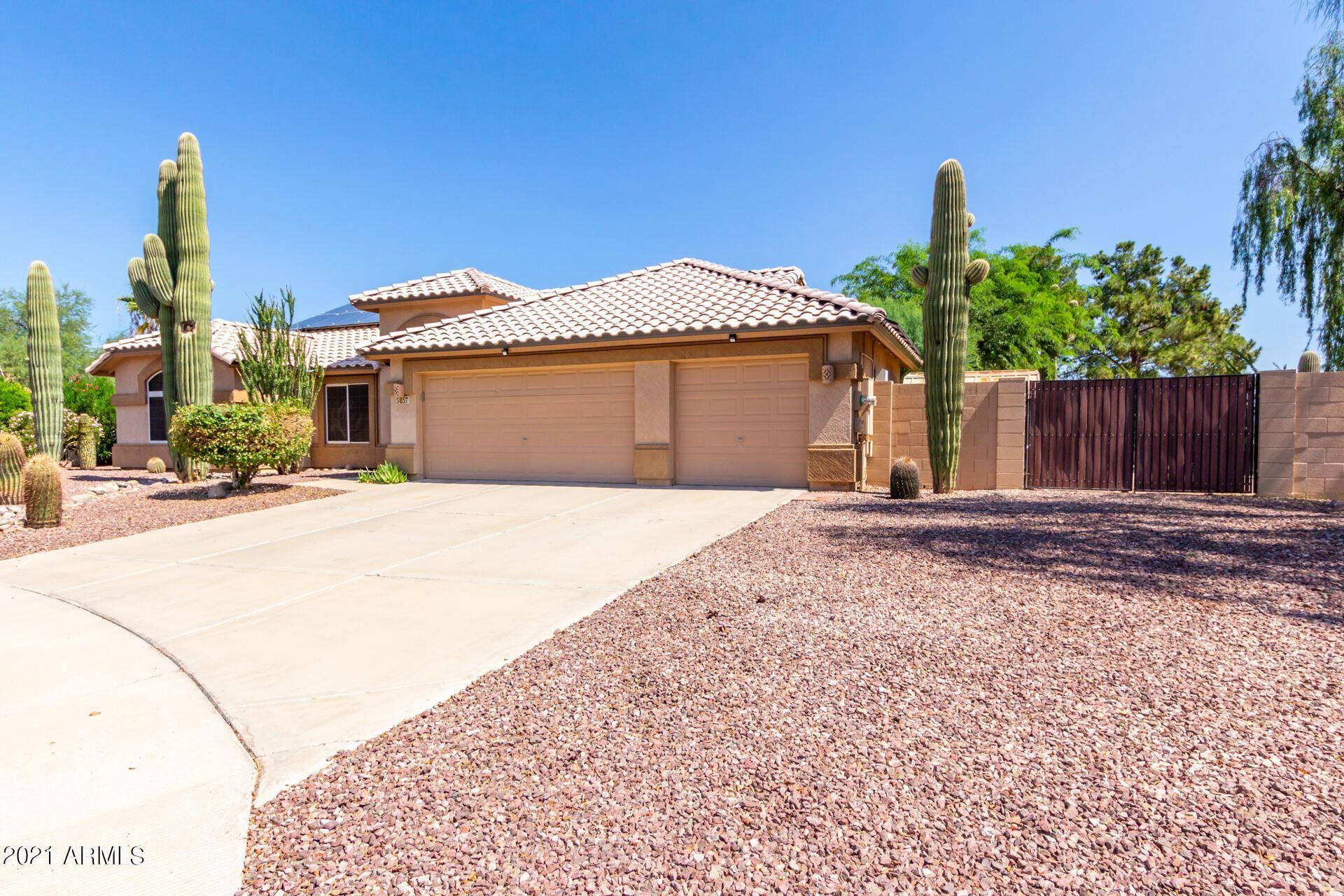 857 N HILLRIDGE --, Mesa, AZ 85207 - MLS#: 6296795