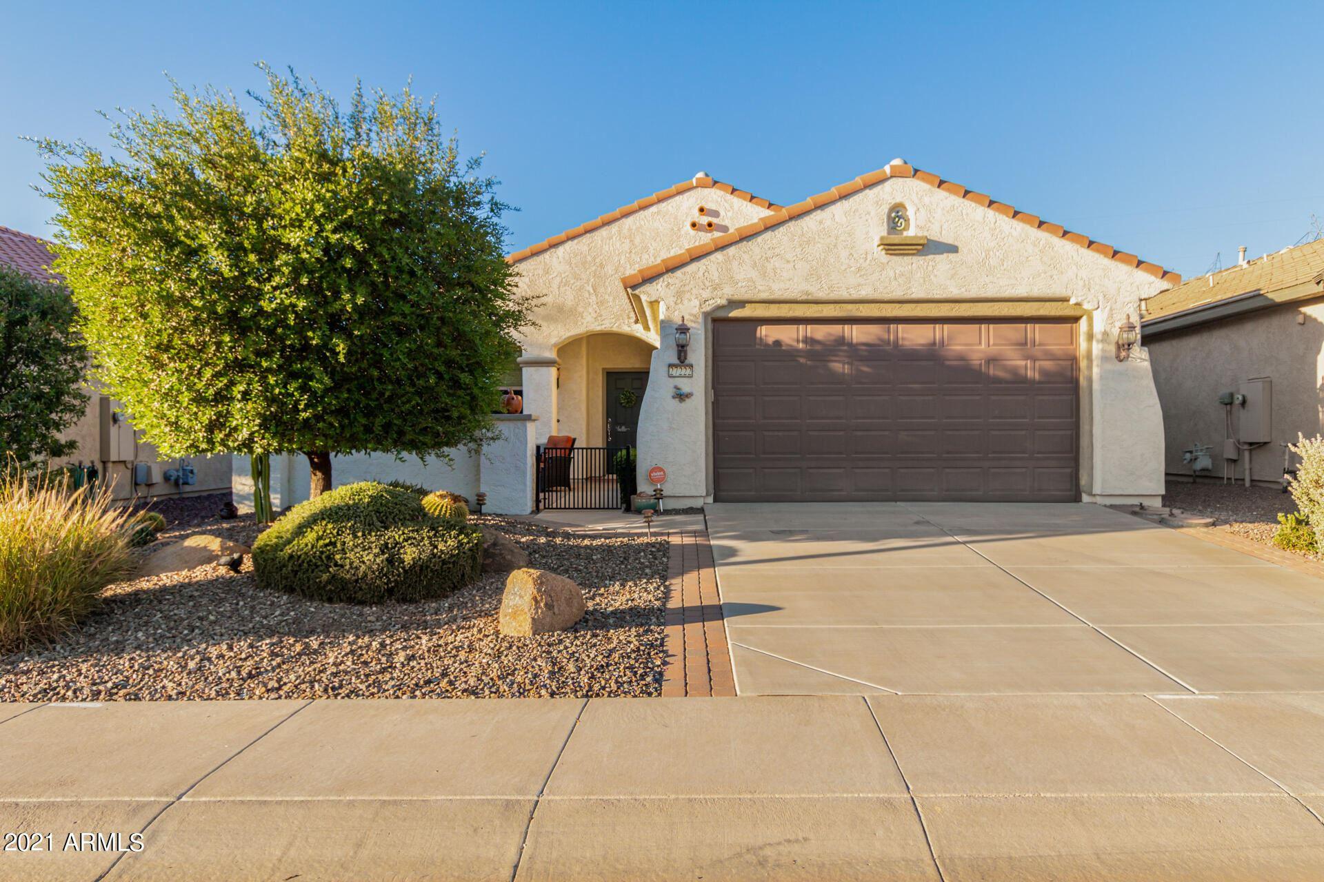 Photo of 27222 W ROSS Avenue, Buckeye, AZ 85396 (MLS # 6307795)