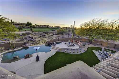 Photo of 10171 E Cinder Cone Trail, Scottsdale, AZ 85262 (MLS # 6183796)