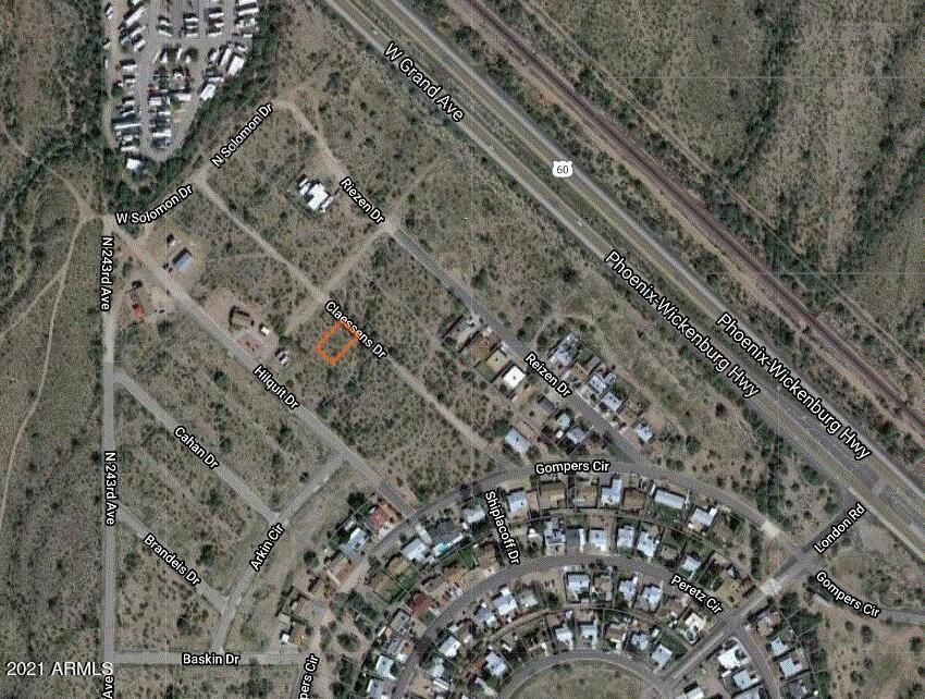 Photo of 0 W Claessens Drive, Morristown, AZ 85342 (MLS # 6305796)