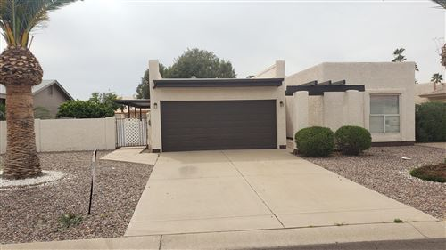 Photo of 25826 S CLOVERLAND Drive, Sun Lakes, AZ 85248 (MLS # 6059797)