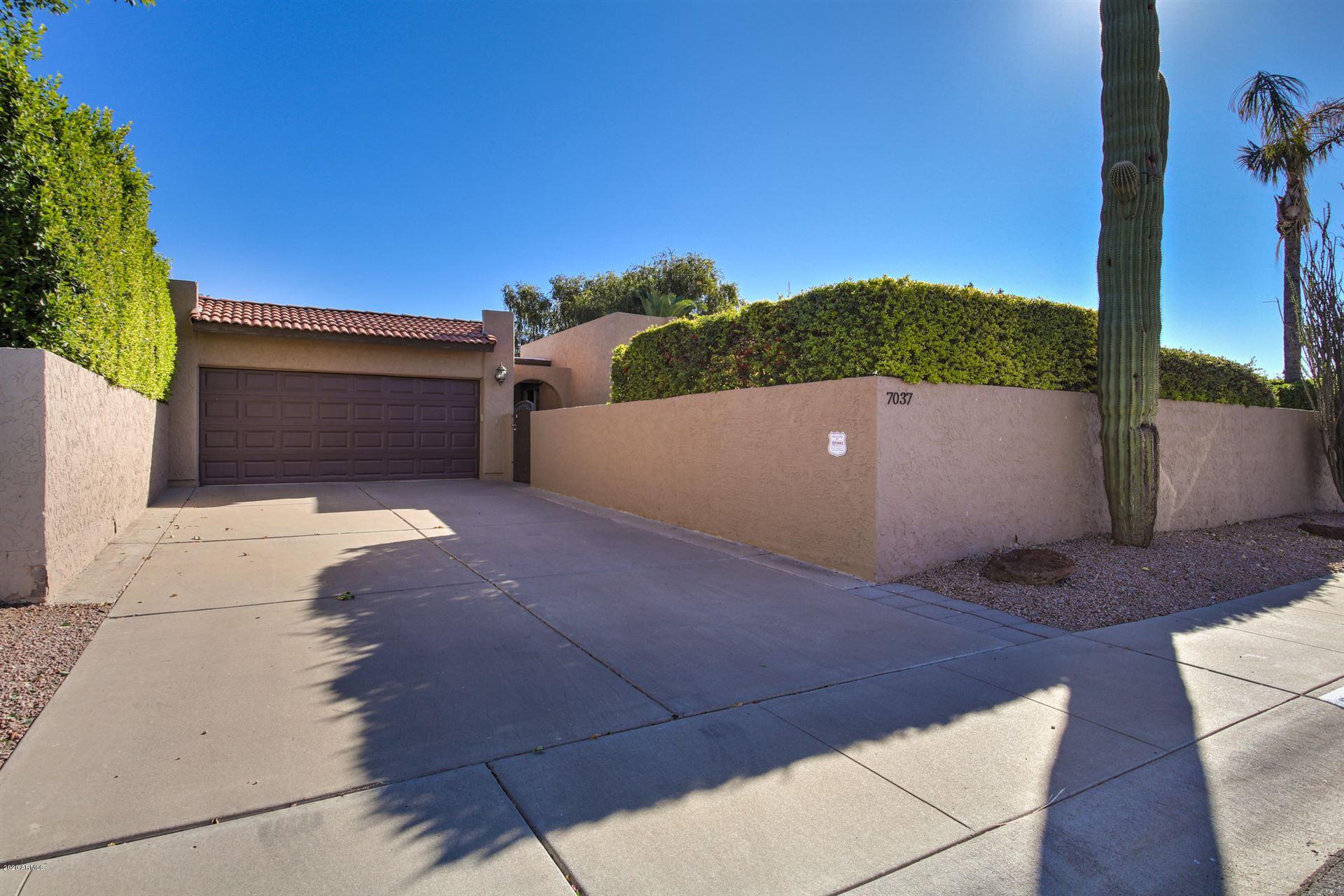 7037 N VIA DE PAESIA --, Scottsdale, AZ 85258 - MLS#: 6167797