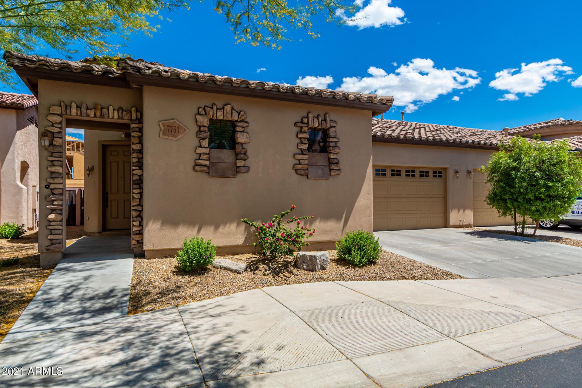 Photo of 7731 S 45TH Lane, Laveen, AZ 85339 (MLS # 6228797)