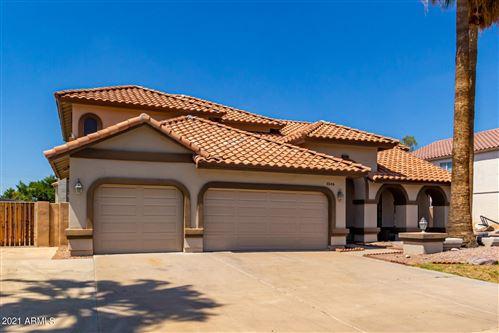 Photo of 3546 E CABALLERO Street, Mesa, AZ 85213 (MLS # 6256798)
