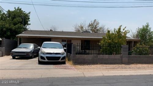 Photo of 2133 W COLTER Street, Phoenix, AZ 85015 (MLS # 6124799)