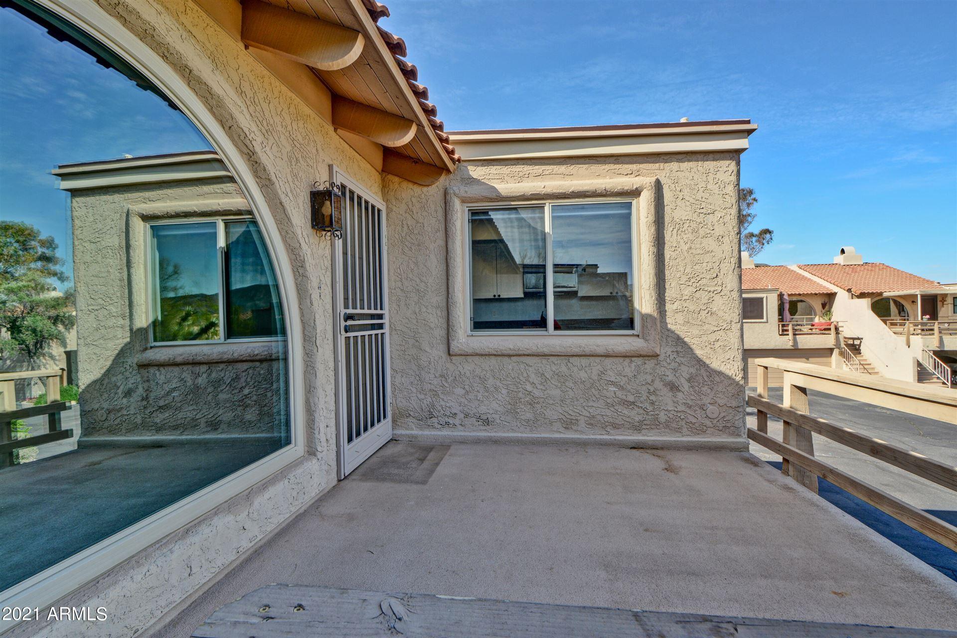 Photo of 7501 E HAPPY HOLLOW Drive #12, Carefree, AZ 85377 (MLS # 6217799)