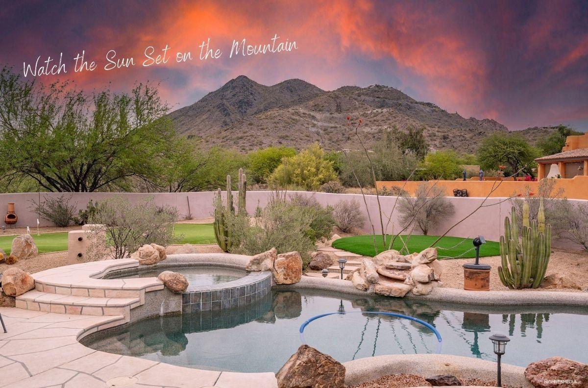 Photo of 5973 E AGAVE Place, Carefree, AZ 85377 (MLS # 6228799)