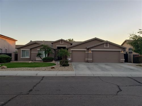 Photo of 8729 W RUNION Drive, Peoria, AZ 85382 (MLS # 6161800)