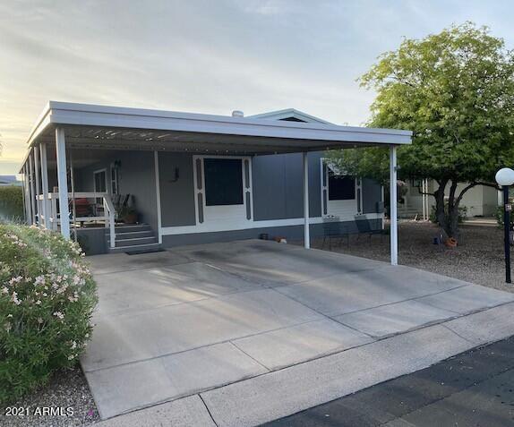 2233 E BEHREND Drive #72, Phoenix, AZ 85024 - MLS#: 6228800
