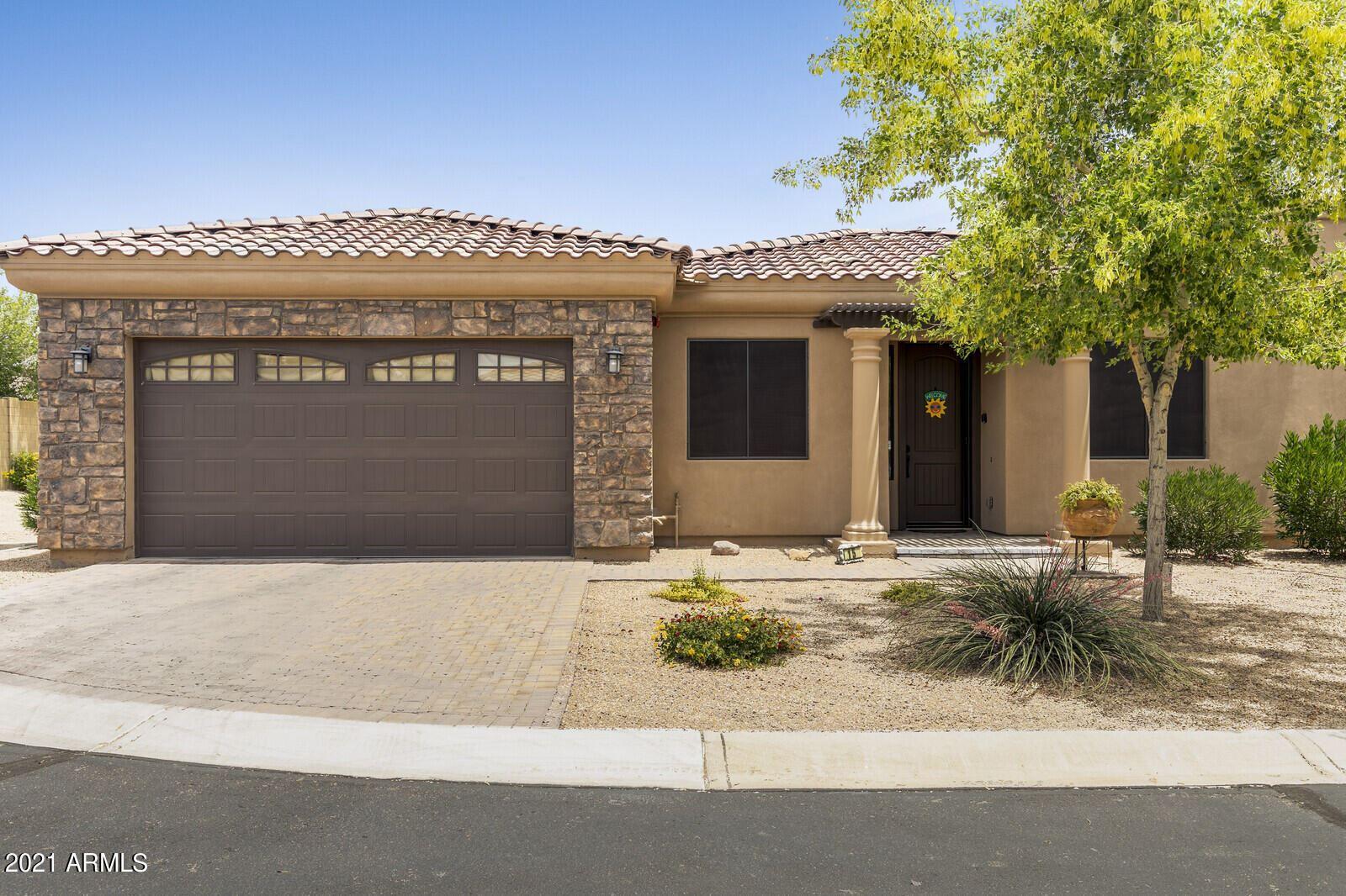 Photo of 4241 N PEBBLE CREEK Parkway #15, Goodyear, AZ 85395 (MLS # 6247801)