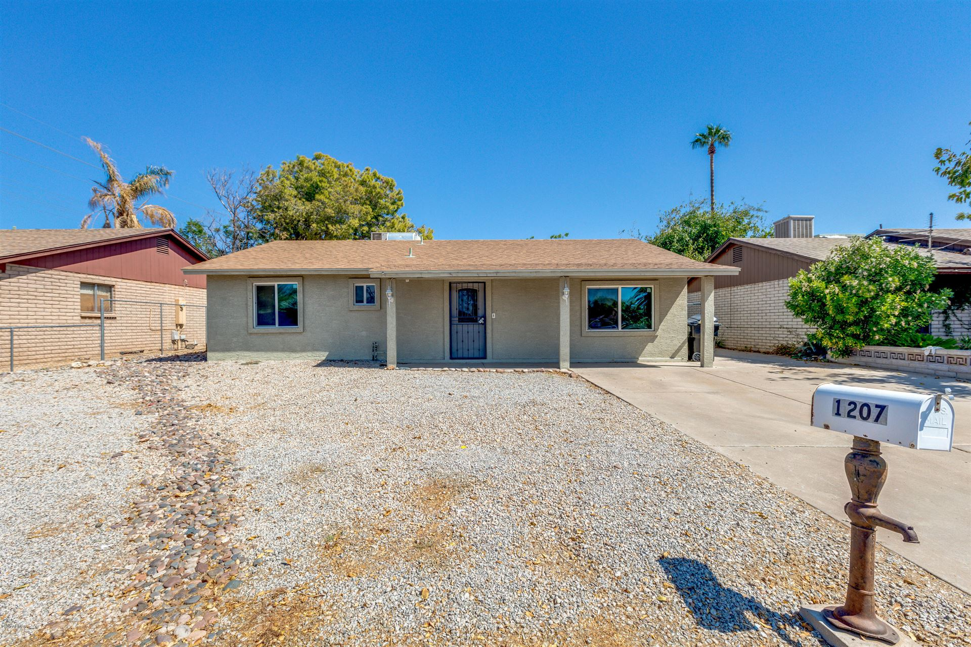 1207 S 80TH Street, Mesa, AZ 85209 - MLS#: 6138802