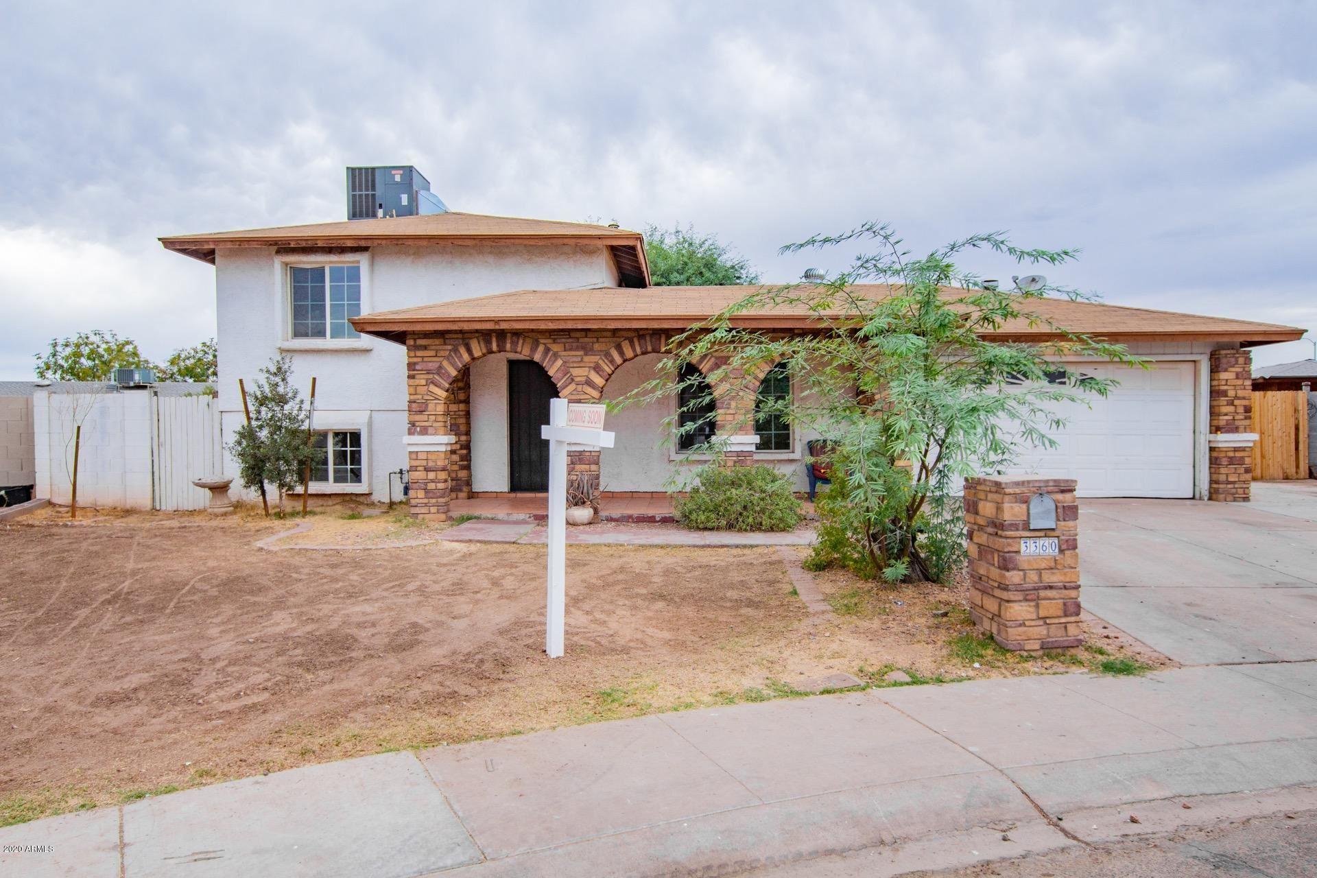 3360 N 76TH Avenue, Phoenix, AZ 85033 - MLS#: 6151802
