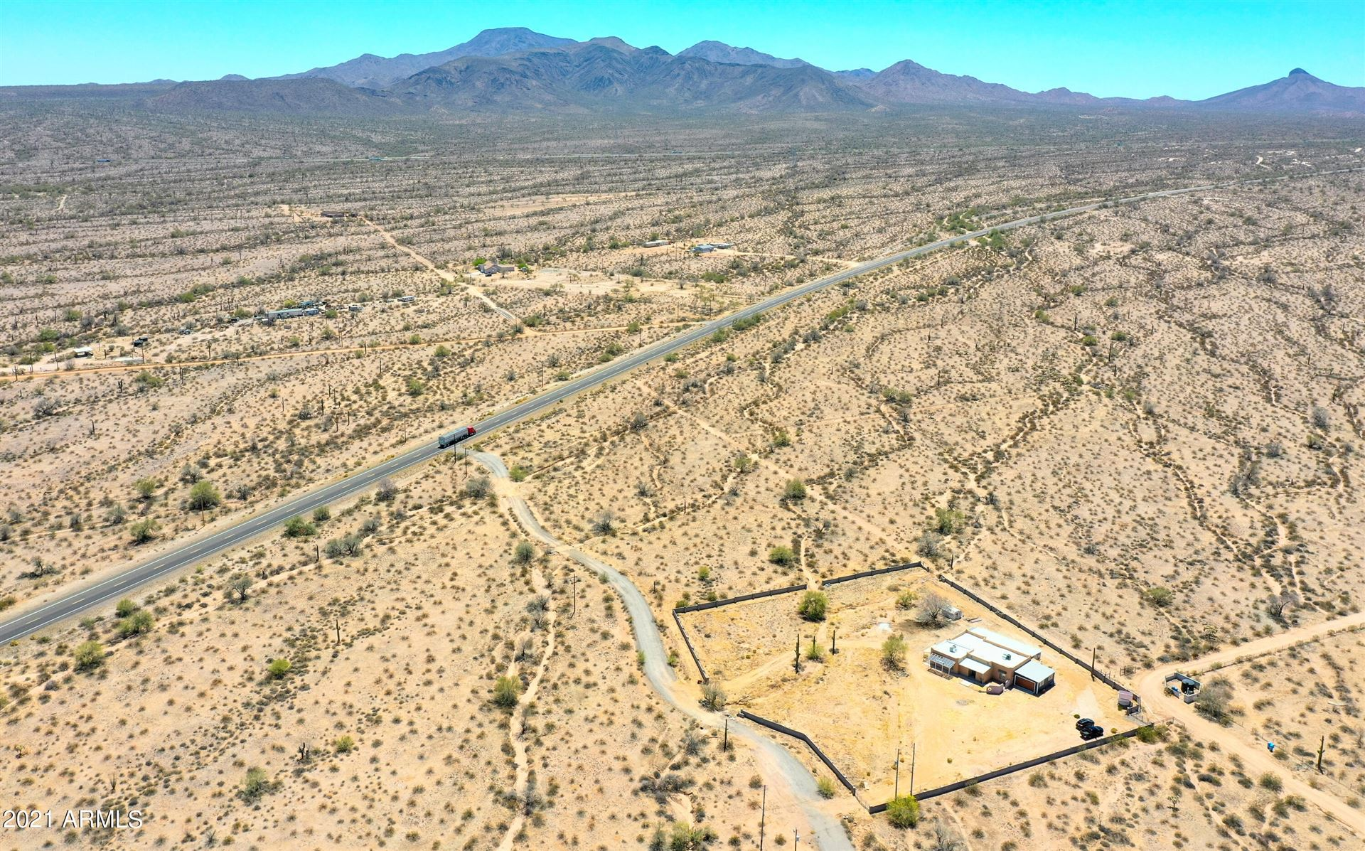 Photo of 3190 S HORNBROOK Road, Maricopa, AZ 85139 (MLS # 6229802)
