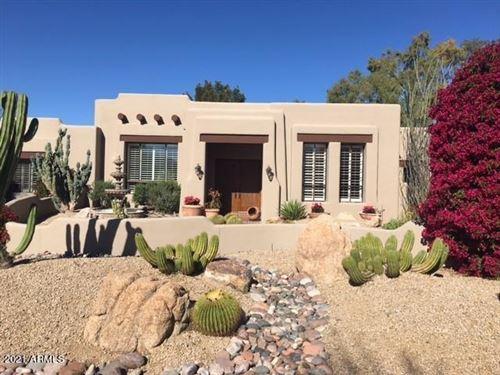 Photo of 22202 N LA SENDA Drive, Scottsdale, AZ 85255 (MLS # 6179803)