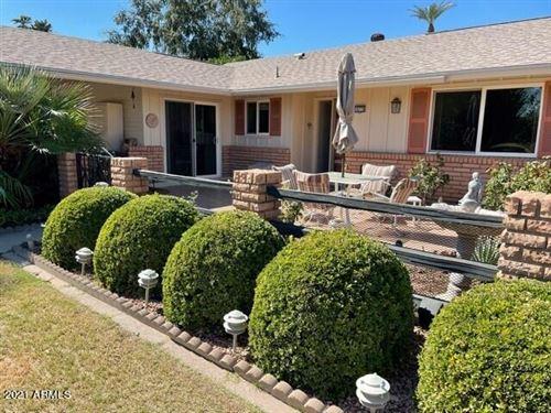 Photo of 10776 W CINNEBAR Avenue, Sun City, AZ 85351 (MLS # 6306803)