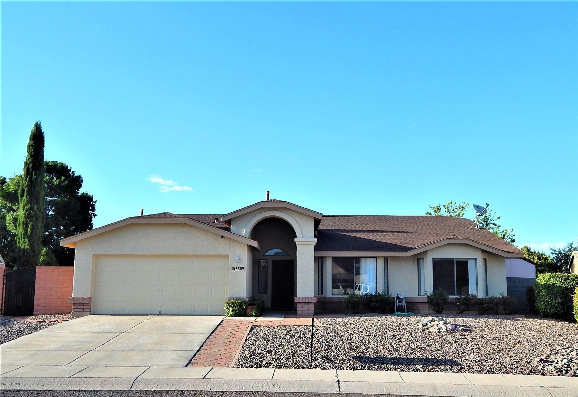 3309 THUNDERBIRD Drive, Sierra Vista, AZ 85650 - #: 6089803
