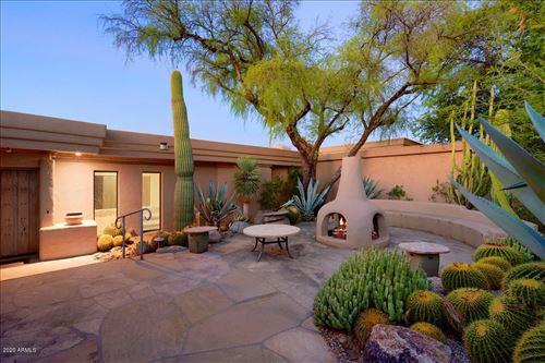 Photo of 1160 E BEAVER TAIL --, Carefree, AZ 85377 (MLS # 6113804)
