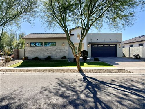 Photo of 3831 E HORSESHOE Place, Chandler, AZ 85249 (MLS # 6165804)