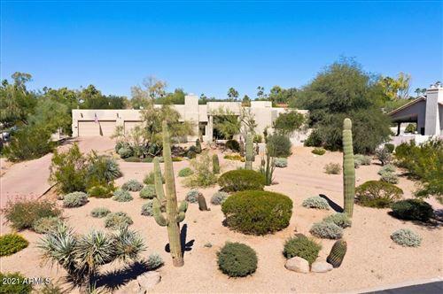 Photo of 8250 E Via Del Sol Drive, Scottsdale, AZ 85255 (MLS # 6310804)