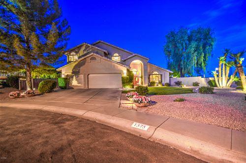 Photo of 1375 N KENWOOD Lane, Chandler, AZ 85226 (MLS # 6057806)