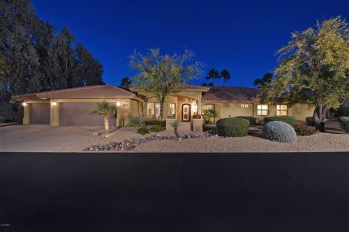 Photo of 8634 E CLUBHOUSE Way, Scottsdale, AZ 85255 (MLS # 6135806)