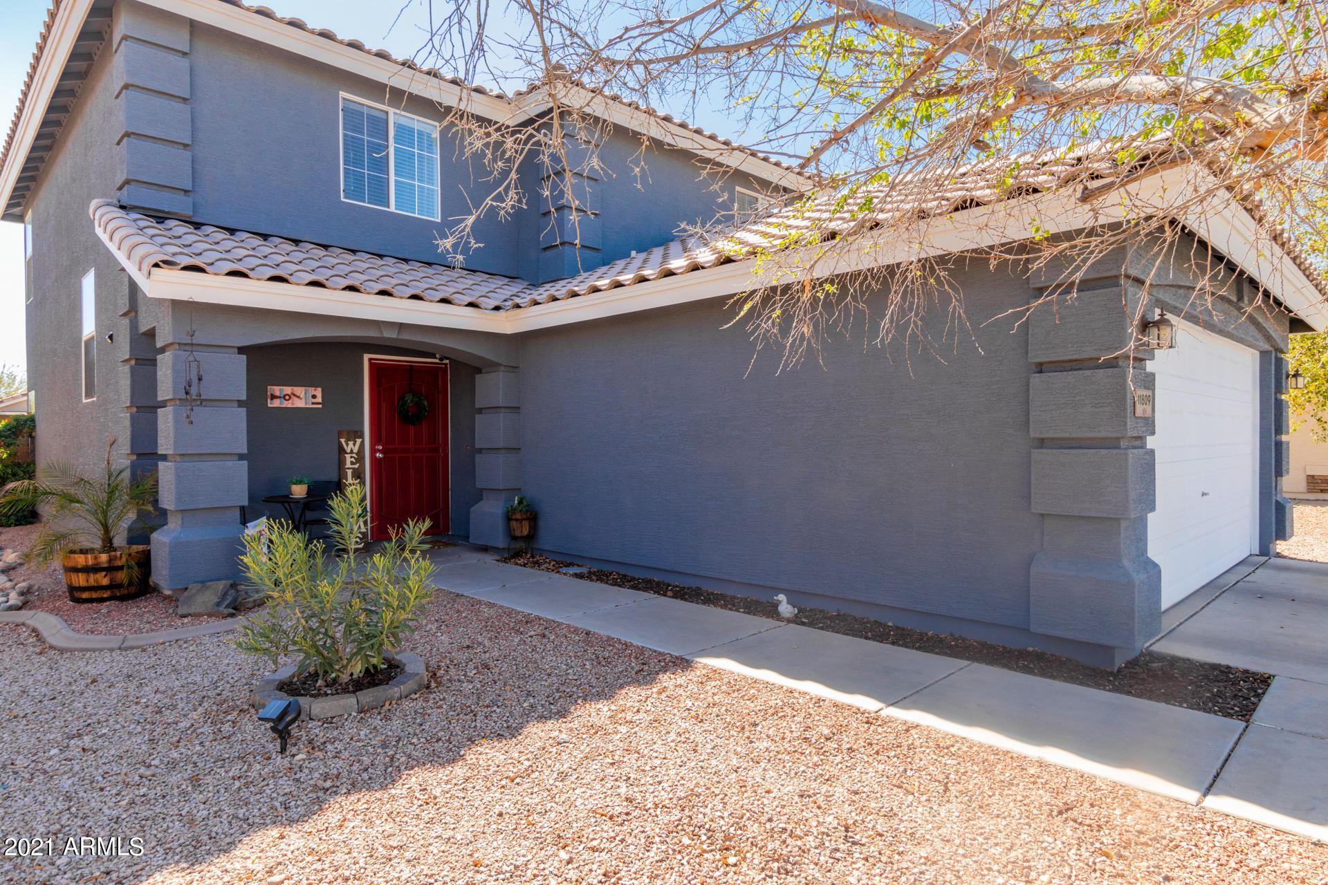 Photo of 11809 W SHAW BUTTE Drive, El Mirage, AZ 85335 (MLS # 6200806)
