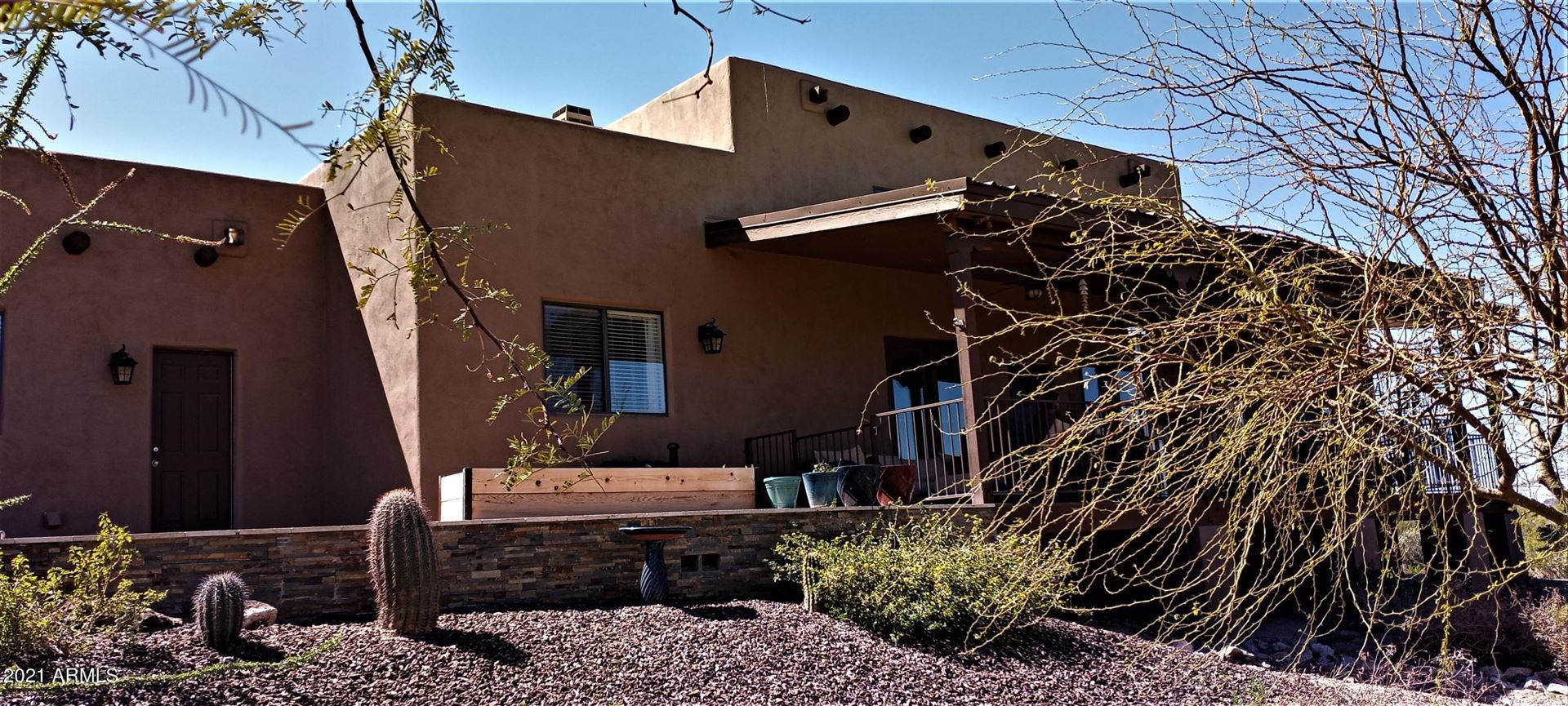 Photo of 235 W RIDGECREST Road, Desert Hills, AZ 85086 (MLS # 6212808)