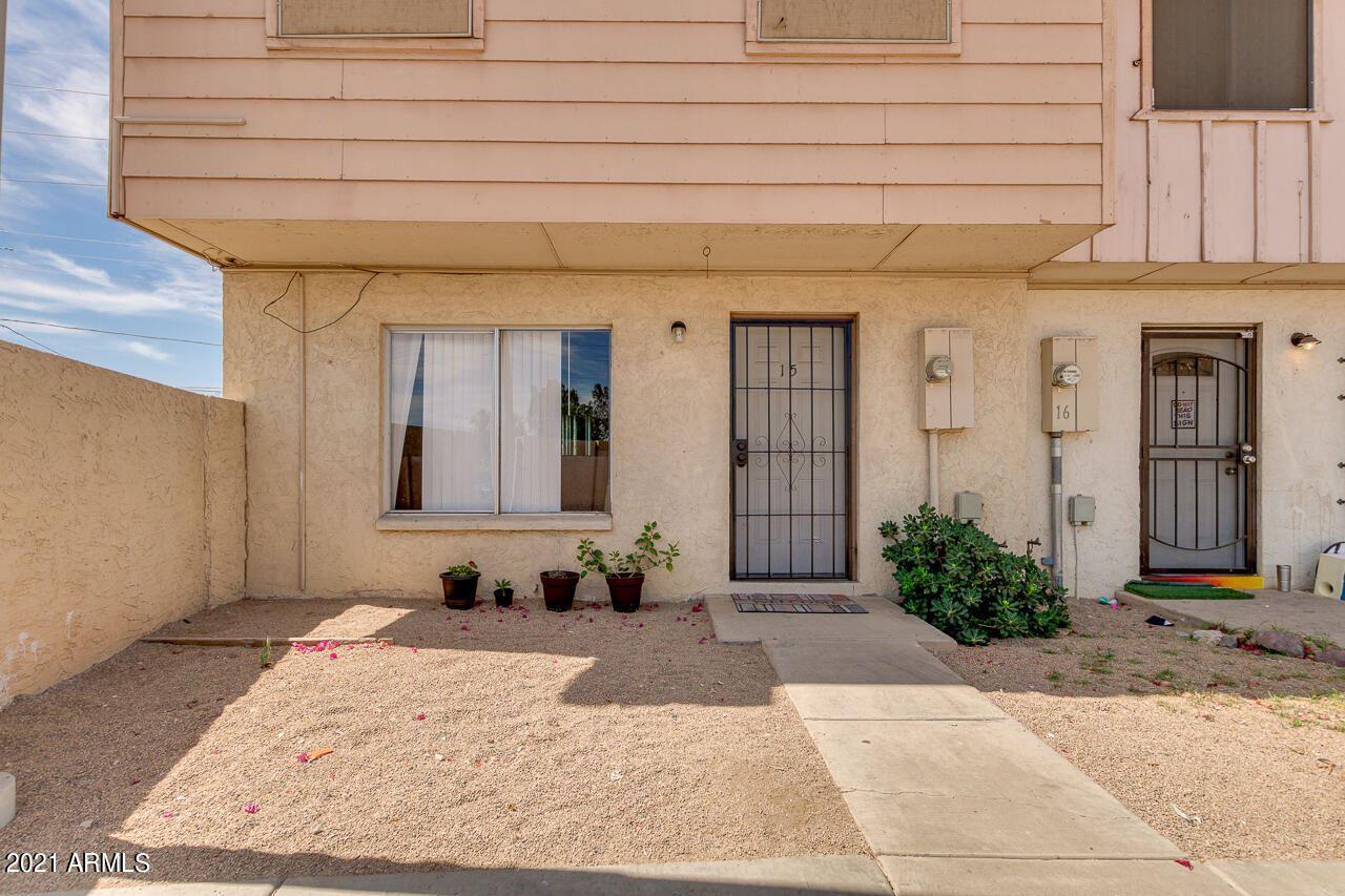 3605 W BETHANY HOME Road #15, Phoenix, AZ 85019 - MLS#: 6263808