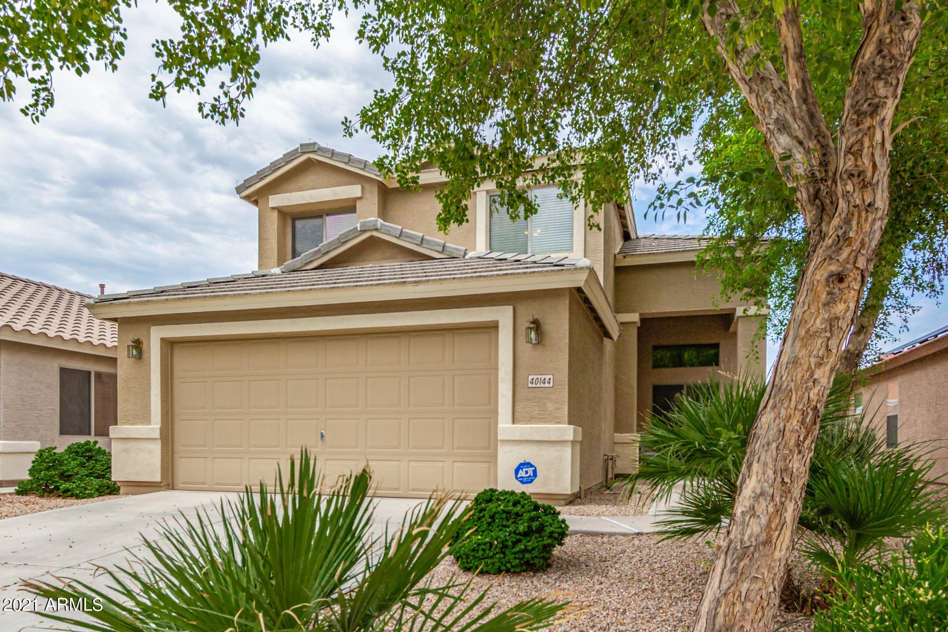 Photo of 40144 W SANDERS Way, Maricopa, AZ 85138 (MLS # 6268808)