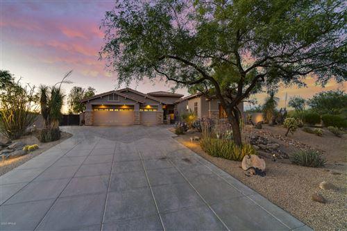 Photo of 3700 E SIERRA Way, Cave Creek, AZ 85331 (MLS # 6084809)