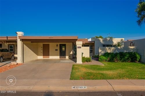 Photo of 6833 N 29TH Avenue, Phoenix, AZ 85017 (MLS # 6297810)
