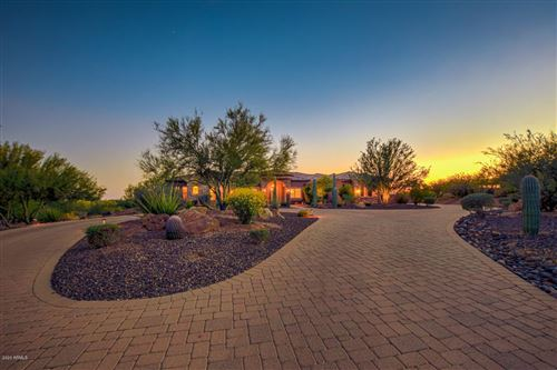 Photo of 14317 E LOWDEN Court, Scottsdale, AZ 85262 (MLS # 6146812)